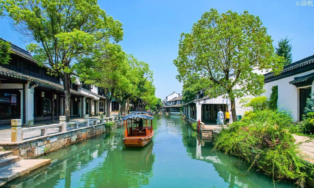 江苏最适合养老的古镇,风光比乌镇西塘还美,消费比周庄同里更低