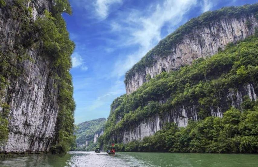 湖南媲美桂林的山水奇景, 门票150元, 风景堪称三湘一绝